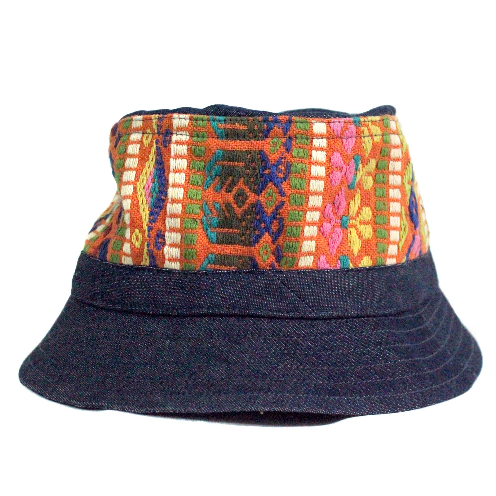 Handcrafted Bucket Hat for some music festival fashion inspiration