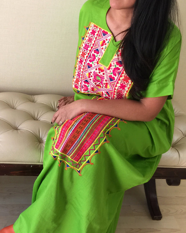 Tarini in Green