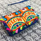 Blow Horn | Indian Truck Art Collection