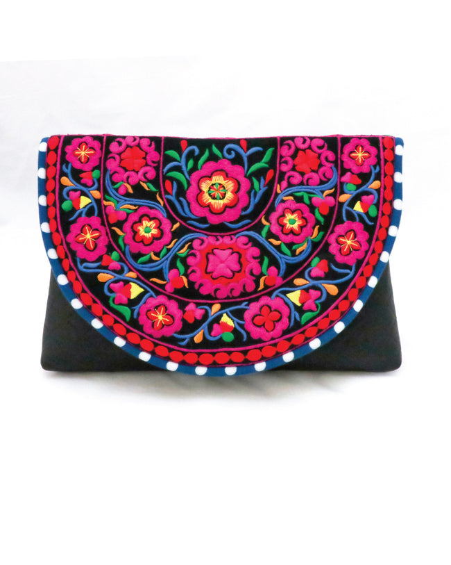 Sabrina Clutch | Shambala Collection