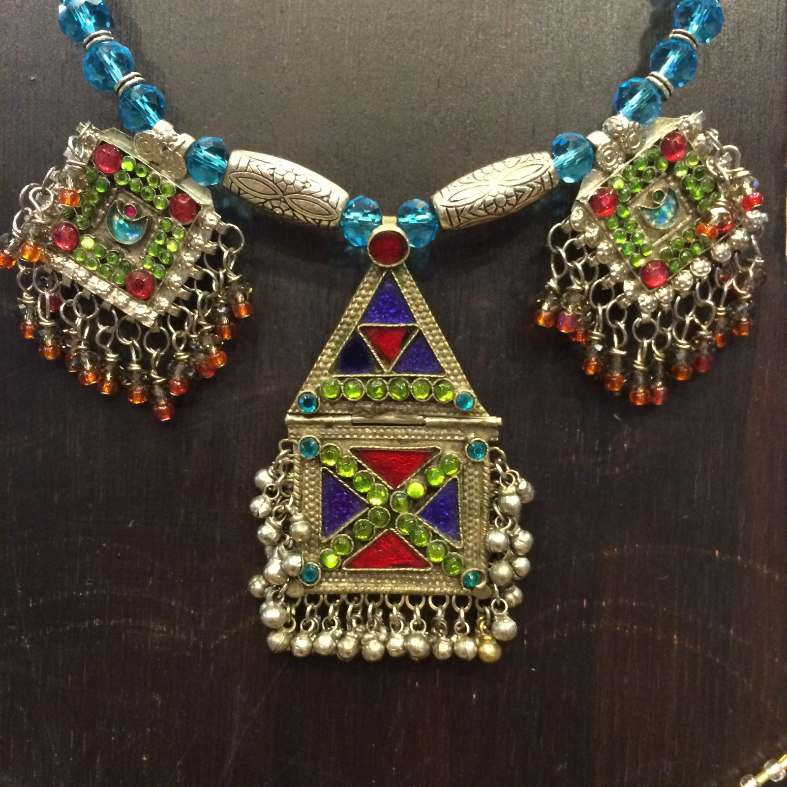 Hebe  | Restored Tribal Necklace