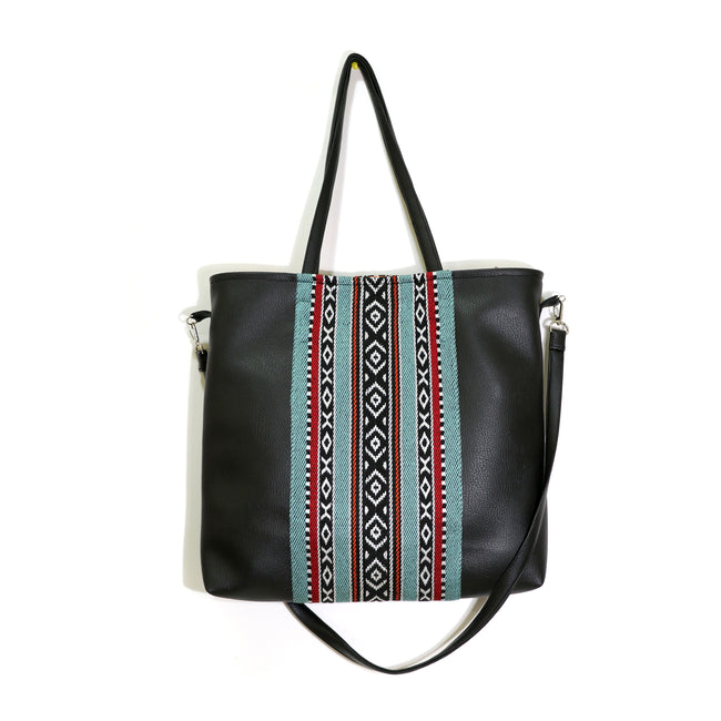 Sadu Everyday Handbag | Black