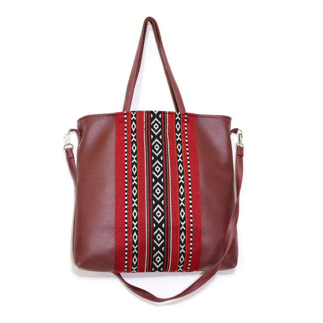 Sadu Everyday Handbag | Brown