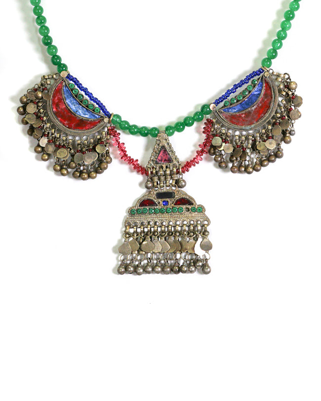 Kamandi | Restored Tribal Necklace