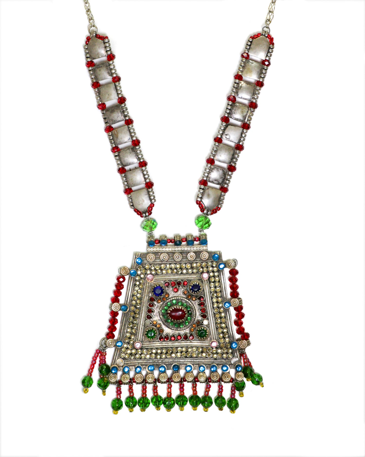 Odysseus | Restored Tribal Necklace