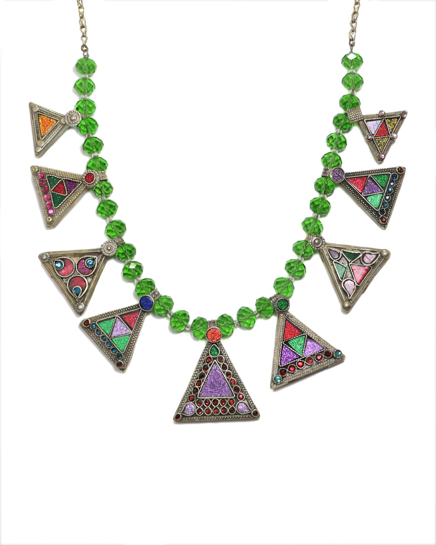 Sweet Tooth | Restored Tribal Necklace