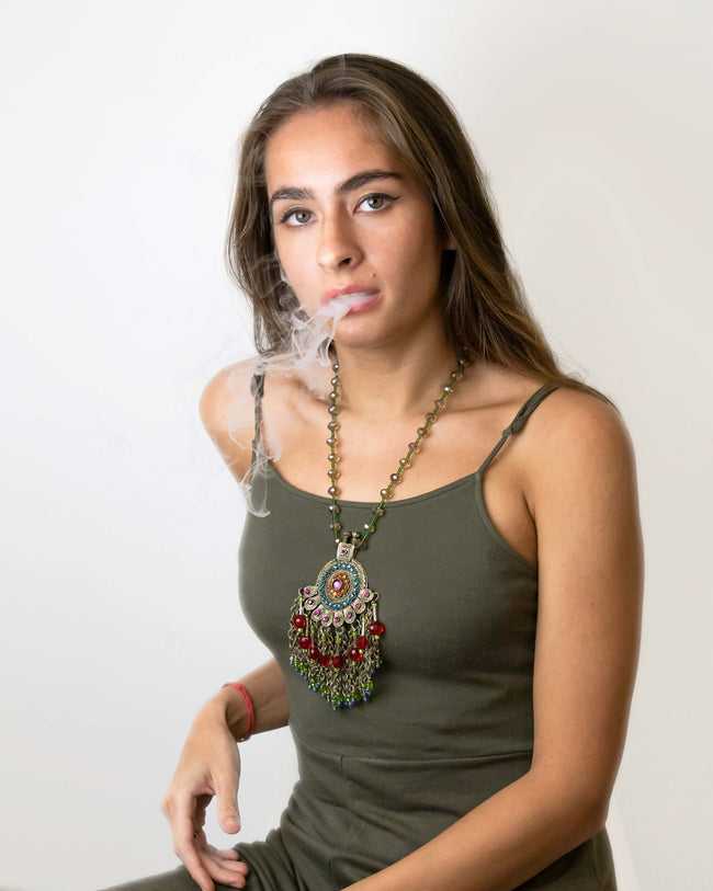 Farzaneh  | Restored Tribal Necklace