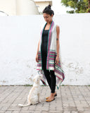 Marina Sunset | Draped Vest