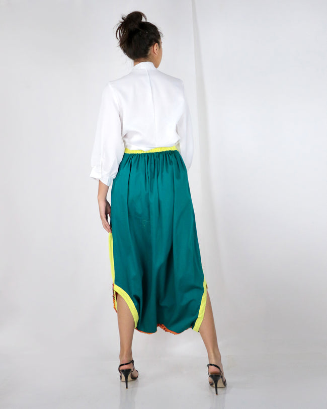 Harem Wrap Pants | Amanroop
