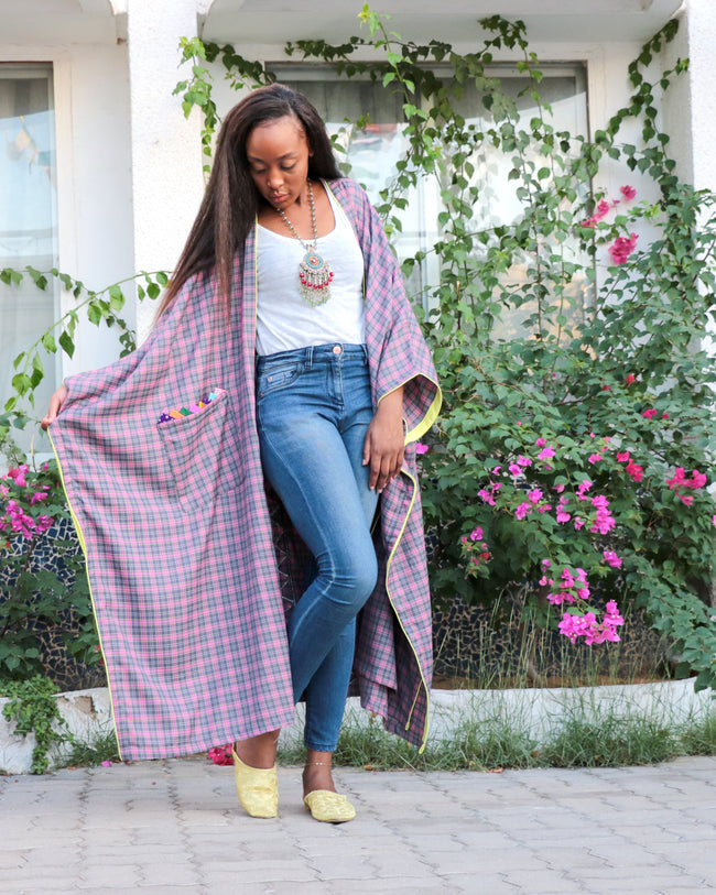 Bisht Duster | Coorie