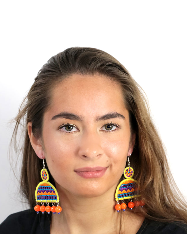 Mahi Earrings | 100 Sunrises