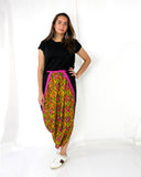 Harem Wrap Pants | Jiaa