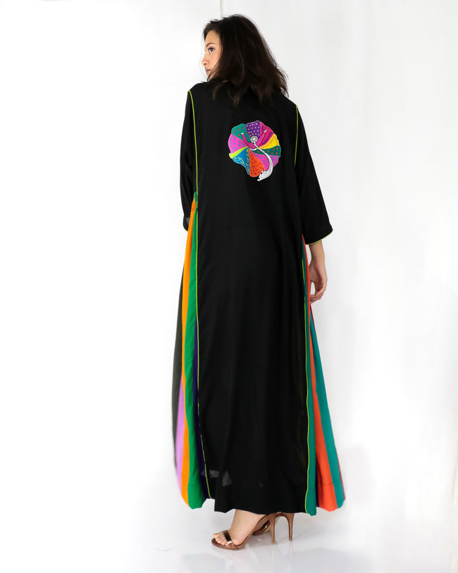 The Dervashi Dress