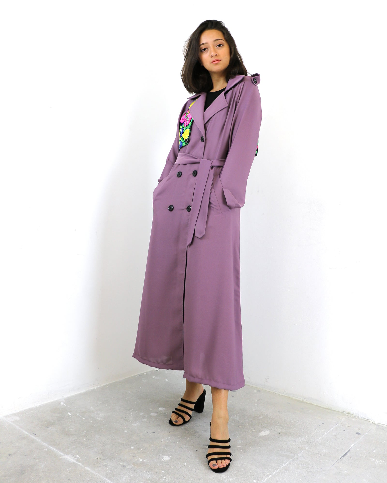Spencer | Trench Coat