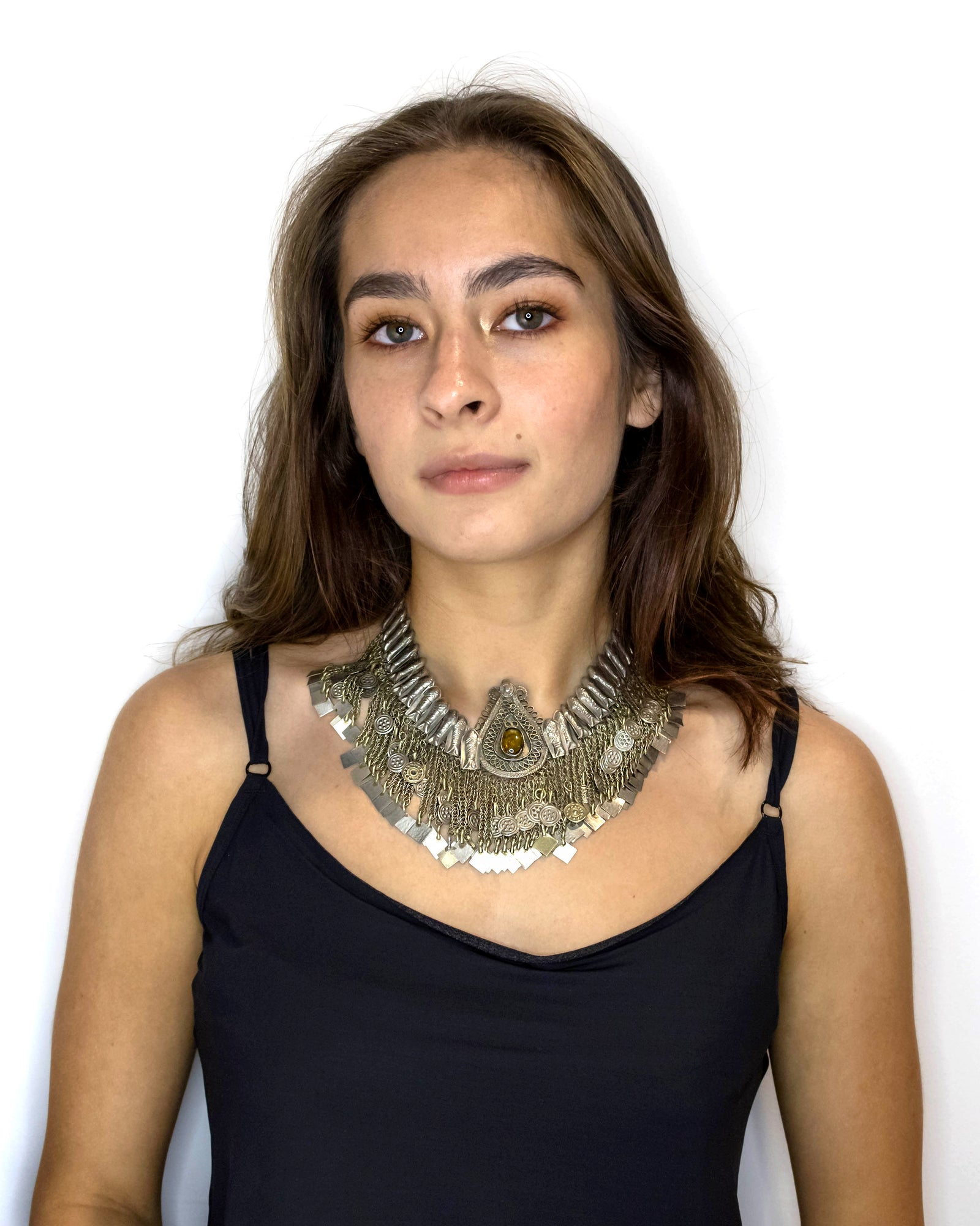 Ilham | Restored Tribal Necklace