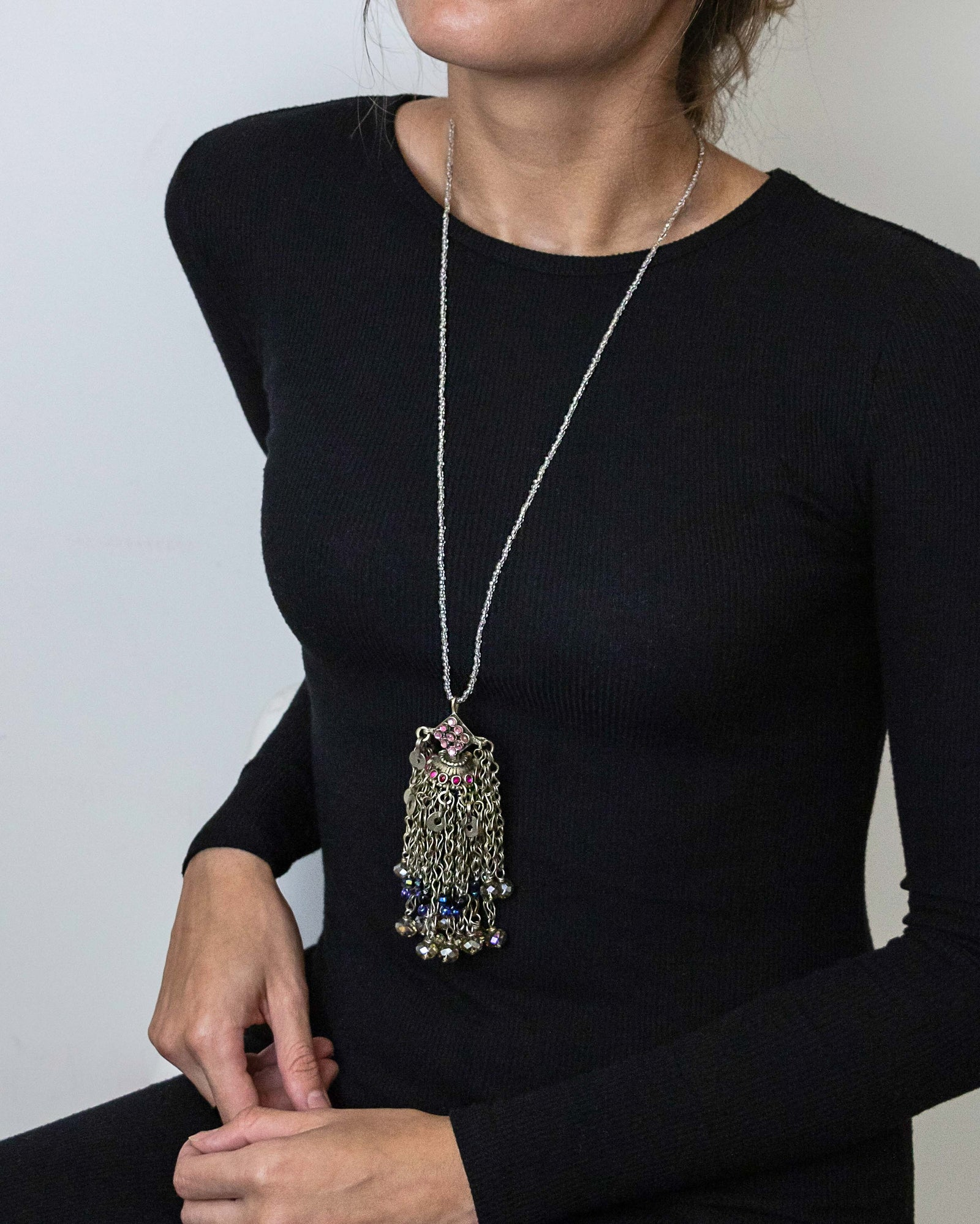 Esin  | Restored Tribal Necklace