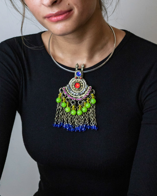 Larmina  | Restored Tribal Necklace