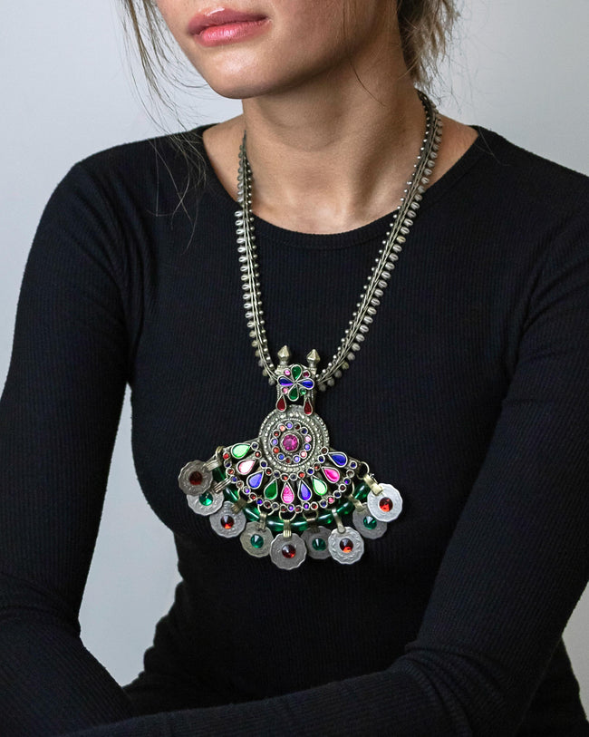 Kashm | Restored Tribal Necklace