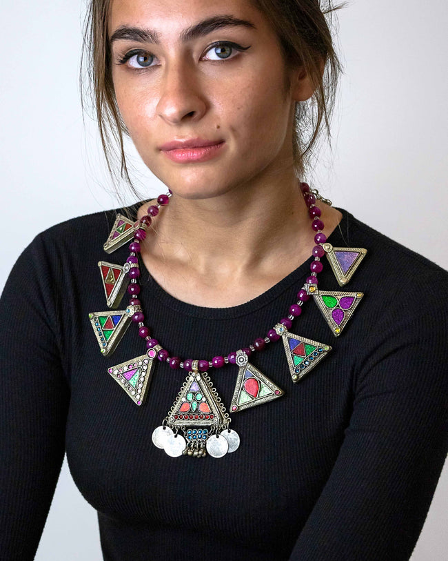 Parigul  |  Restored Tribal Necklace