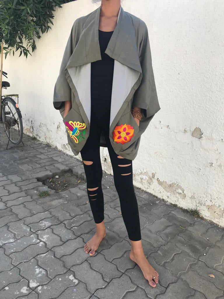 Bwindi | Oversized Jacket