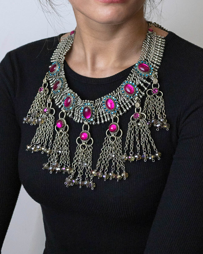Shahernaz  | Restored Tribal Necklace