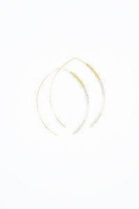 The Johnnie Wishbone Small Monaco Hoop