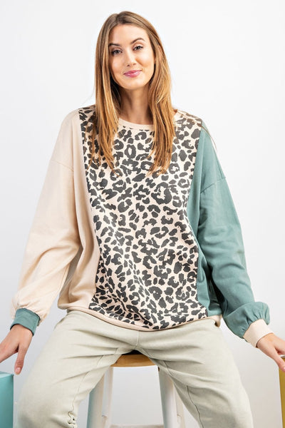 Just The Right Spot Sweatshirt