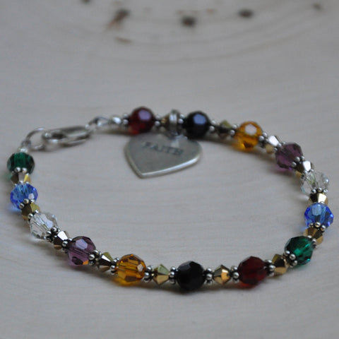 """Faith Affirmation"" Bracelet"