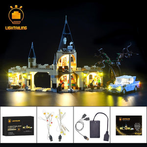 HOGWARTS WHOMPING WILLOW 75953 LIGHT KIT