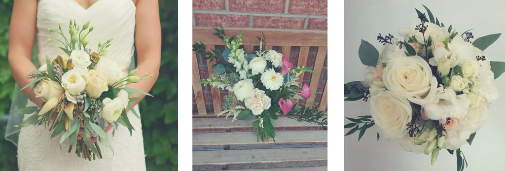 wedding bouquets by sage flowers kingston on
