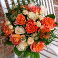 King of the World- Valentine's Day Rose Bouquets- Creative
