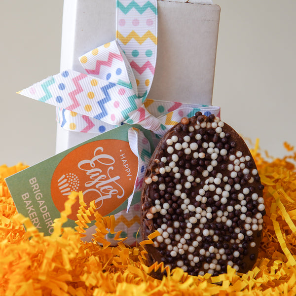 Brigadeiro Chocolate Easter Egg (Small)