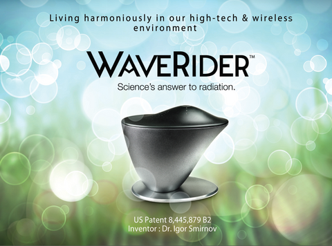 WAVERIDER - Science's Answer to Radiation