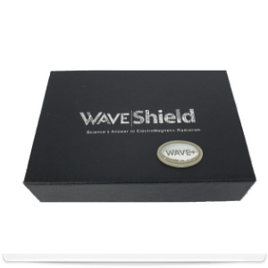 WAVESHIELD - Mobile phone protection from radiation