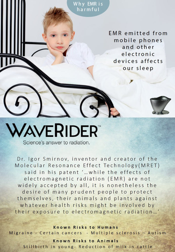 WaveRider - Science's Answer to Radiation   HealthQuest