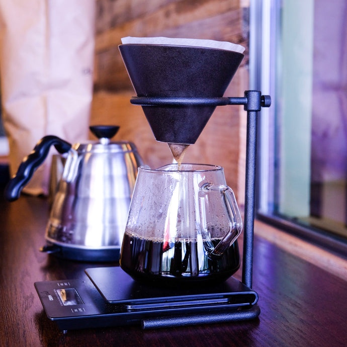 How to Create a Pour Over, A Newbie Perspective