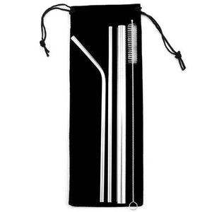 HypeMerch Reusable Straw Bundle