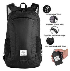 Ultralight Foldable Backpack