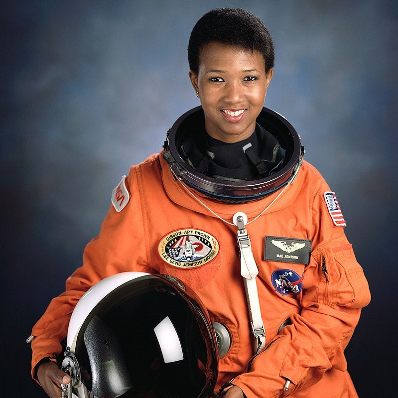 Women in STEM : Mae Jemison