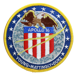 Happy Anniversary, Apollo 16!