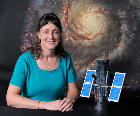 Dr. Jennifer Wiseman - Credit NASA