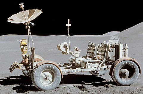 Lunar Roving Vehicle from Apollo 16 mission