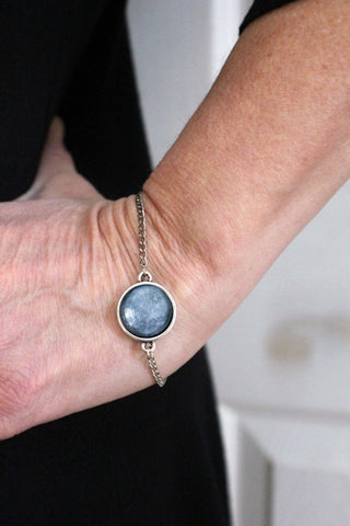 Planet Mercury Bracelet Solar System Jewelry