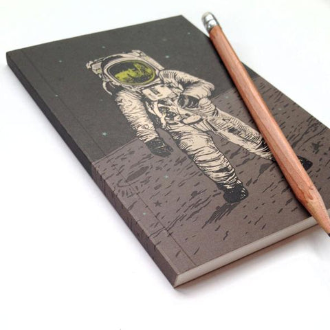 Astronaut notebook
