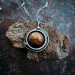 Mars and Moons Pendant Necklace - Yugen Tribe