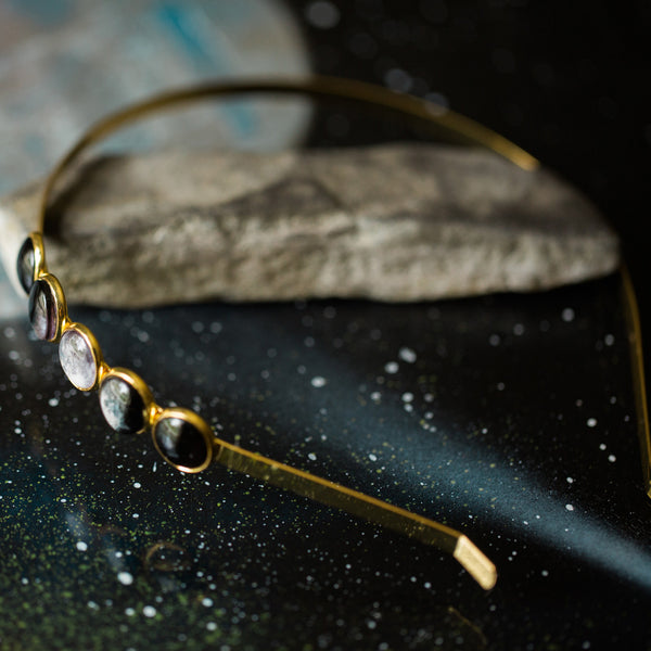 Moon Phase Headband