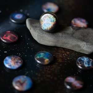 Interchangeable Nebula Ring - Yugen Tribe