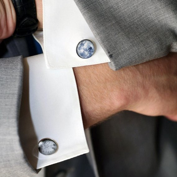 Dark Side of the Moon Cufflinks