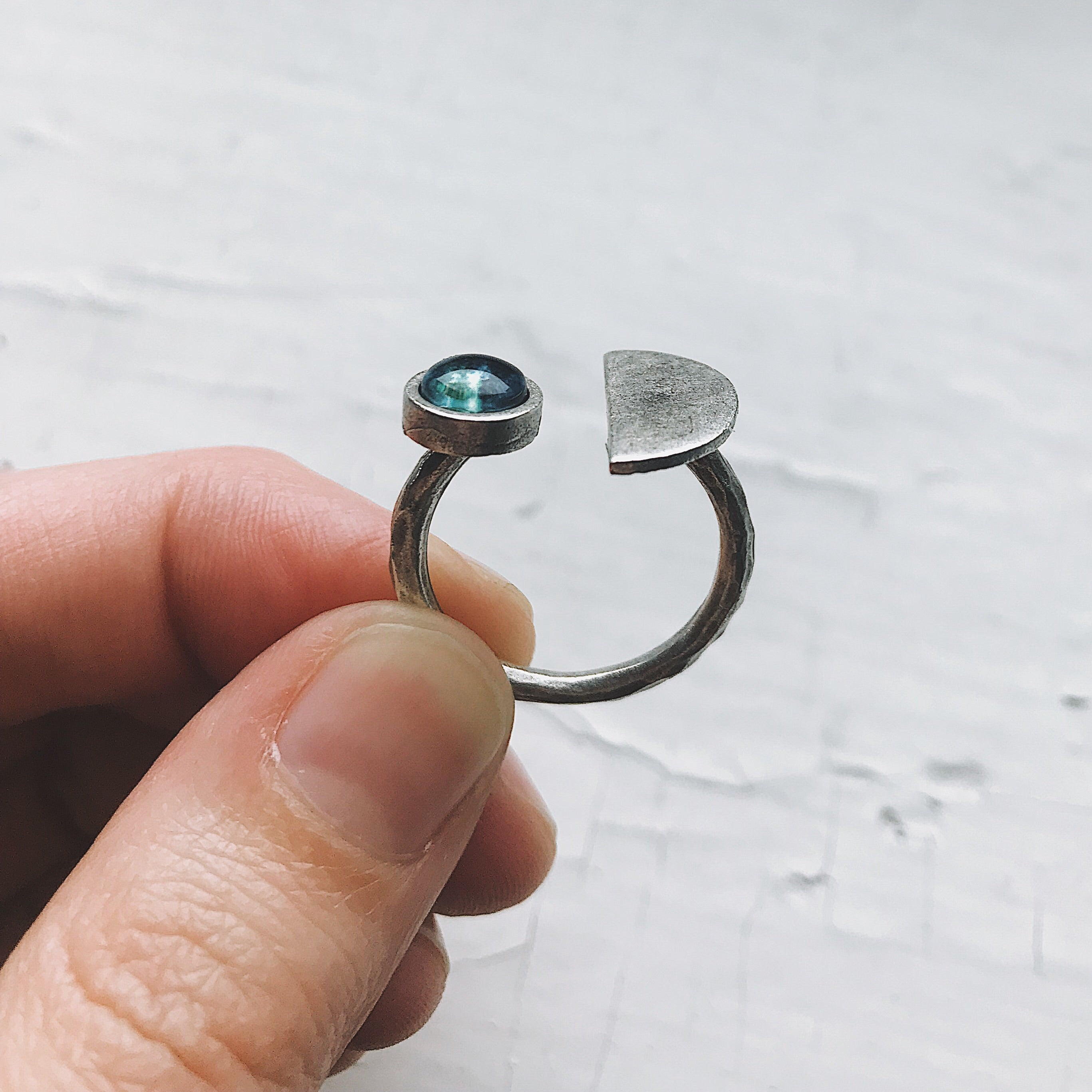 Earth Rise Ring - Yugen Tribe