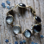 Moon Phase Bracelet - Space Jewelry, Lunar Phases - Yugen Tribe